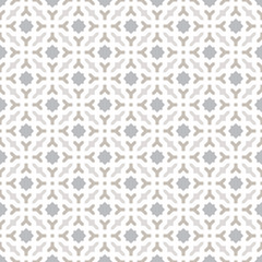 Abstract Decorative Geometric Light Gray & Gold Background