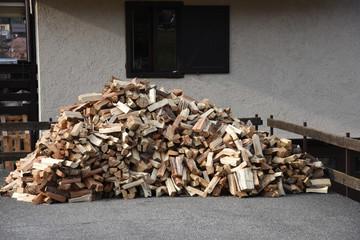 catasta di legna, legno,legni