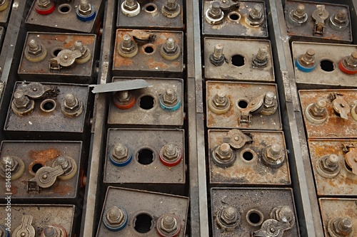 Old batteries - 81465372