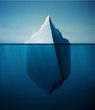Lonely Iceberg - 81465586