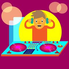 Disc Jockey or DJ