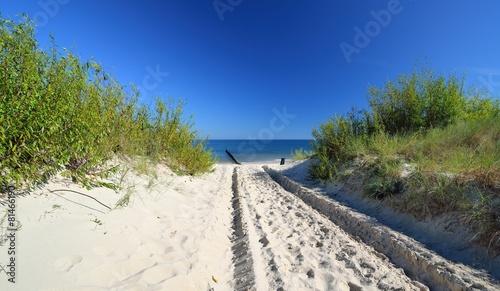 Baltic sea. - 81466190