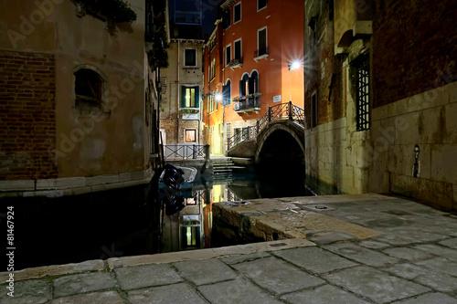 Foto op Canvas Kanaal View of Venice