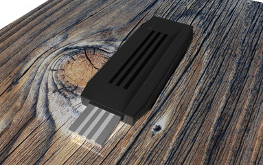 Dark Gray USB