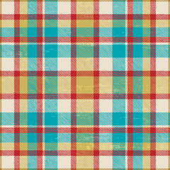 Tartan inspired plaid pattern background 3