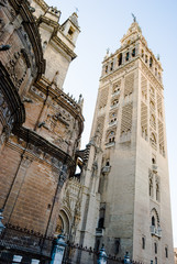 La Giralda. Seville Cathedral's Tower