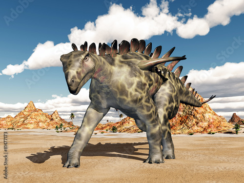dinosaur-huayangosaurus