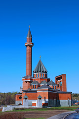 Muslim mosque in Moscow