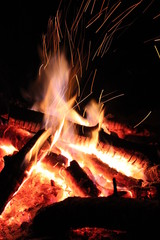 Feuer Lagerfeuer
