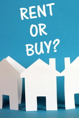 Rent or Buy decision in property investment