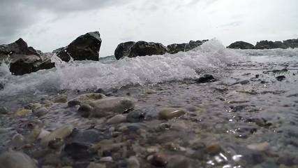 Waves- Under Water