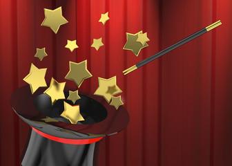Magic Show - 3D