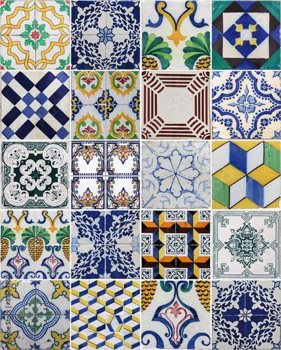 azulejos lisboa portugal oporto  - 81484750