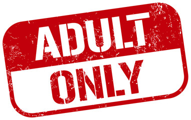 adult only warning
