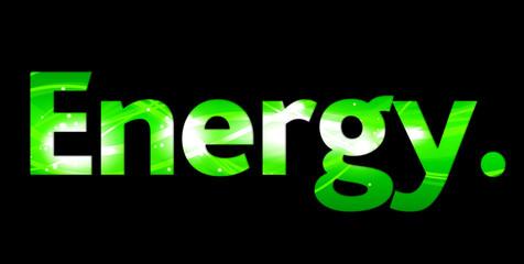scritta, energia, potere, luce, elettricità