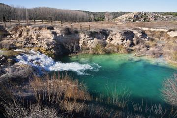 Baño de las Mulas. Albacete