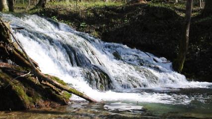 nera river cascade