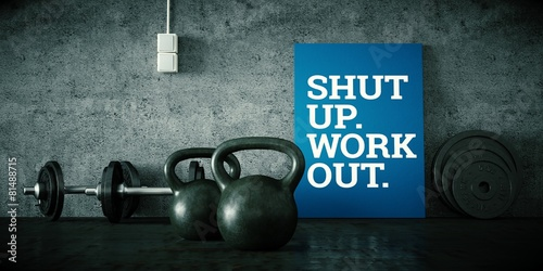 Fitnessraum - 81488715
