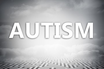 Composite image of autism