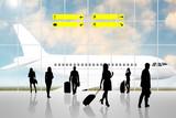 International Airport Terminal
