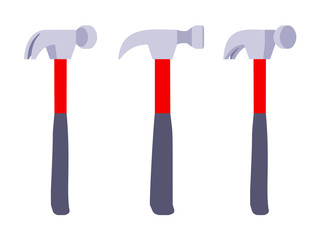 Standing hammers