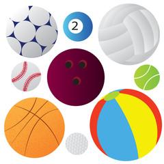 Balls Collection