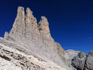 Torri del Vajolet, Trentino alto Adige Bolzano Italia