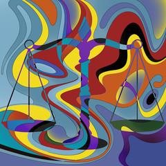 Balance de la justice psychédélique