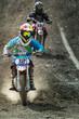 Fototapeta źrenica - Motocykl - Sporty motorowe