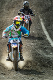 Fotoroleta motocross junior