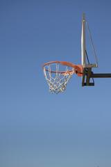 Outdoors Basketball Basket