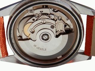 Movimento meccanico automatico dell'orologio