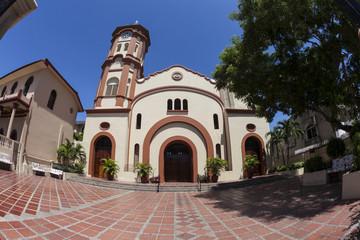 Iglesia Santa Cruz de Manga