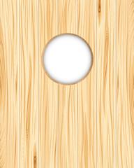 Wood Hole design