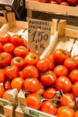 イタリア フィレンツェ 中央市場