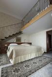duplex bedroom luxury apartment poster