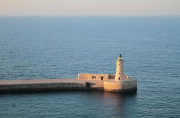 Beacon. Valletta, Malta
