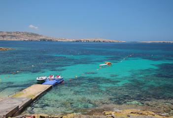 St Paul's Bay. Malta