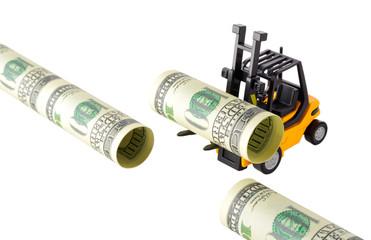 Money pipelining