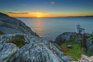 Leuchtturm Sheeps Head - Irland