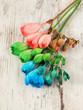 Beautiful bouquet  freesia