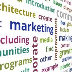 Marketing concept