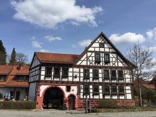 Fachwerkhaus in Suhl