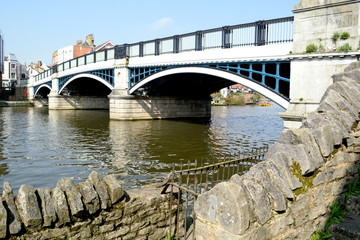 Bridge in windsor, England