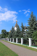 Church of the Holy Sepulchre Mary Magdalene in Minsk