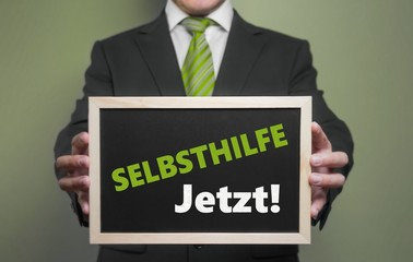 Selbsthilfe - Jetzt!