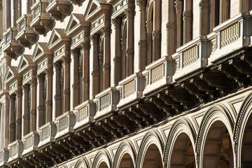 Milano, Corso Vittorio Emanuele