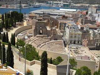 teatro romano,cartagena
