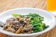 Leinwanddruck Bild - Duck's Tongue Stew, Chinese Style