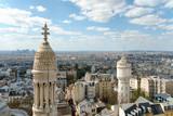 Paris , Sacré coeur . . .